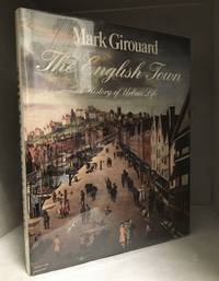 image of The English Town; A History of Urban Life