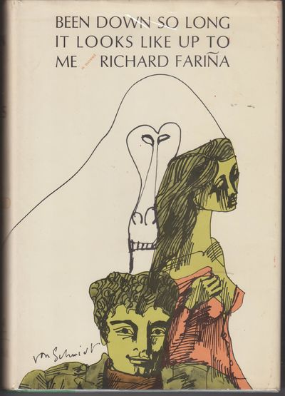 New York: Random House. 1966. First Edition; First Printing. Hardcover. Very good copy with previous...