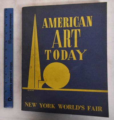 National Art Society, 1939. Softbound. VG/G, front cover has stains and marking, Pages are clean, bi...