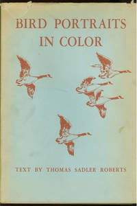 Bird Portraits in Color: Two Hundred Ninety-five North American Species