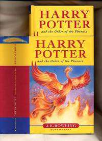 Harry Potter and the Order of the Phoenix [Children's Dust Wrapper Edition]