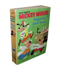Mickey Mouse Adventure in Outer Space