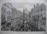 The Thanksgiving Day: The Procession Passing Up Ludgate Hill.