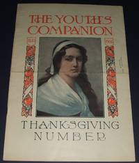 image of Thanksgiving 1906 Issue of the Youth's Companion, Illustrated Cover Art