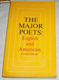 image of The Major Poets: English and American; Second Edition