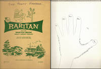 THE POET'S HAND BOOK. Signed By 24 Poets with Drawings