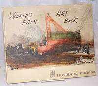 image of Men at Work 1964-65 World's Fair Sketchbook [aka] Official Art Book of the World's Fair New York 1964-65