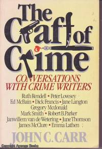 The Craft of Crime: Conversations with Crime Writers