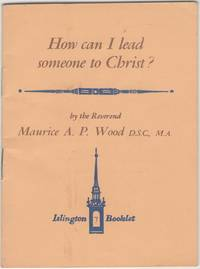 image of How Can I Lead Someone to Christ?