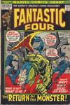image of FANTASTIC FOUR: July #124