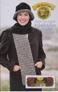 8 Quick & Easy Crochet Projects