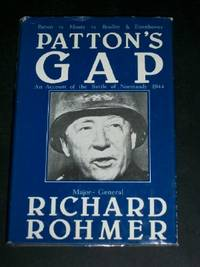 image of Patton's Gap: An Account of the Battle of Normandy 1944