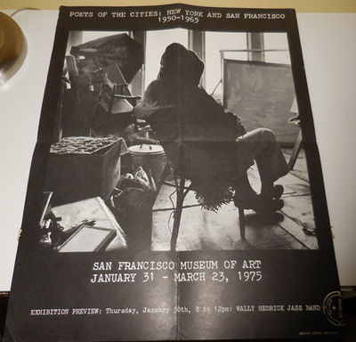 San Francisco: San Francisco Museum of Art, 1975. First edition. Loose Sheets. Very Good. Large fold...