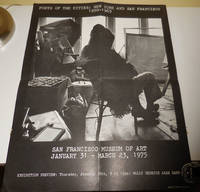 Poets of the Cities:  New York and San Francisco 1950 - 1965 (Poster)