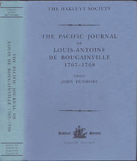 The Pacific Journal of Louis-Antoine de Bougainville, 1767-1768 (Works issued by the Hakluyt...