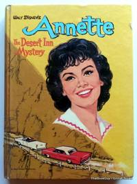Walt Disney's Annette: The Desert Inn Mystery