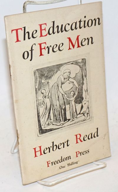 London: Freedom Press, 1944. Pamphlet. 32p., wraps, paper lightly toned, minor creasing else good co...