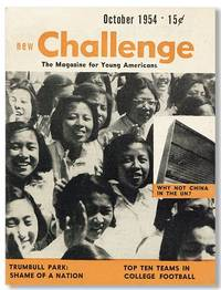 New Challenge: The Magazine for Young Americans. Vol. III, no. 4, October, 1954