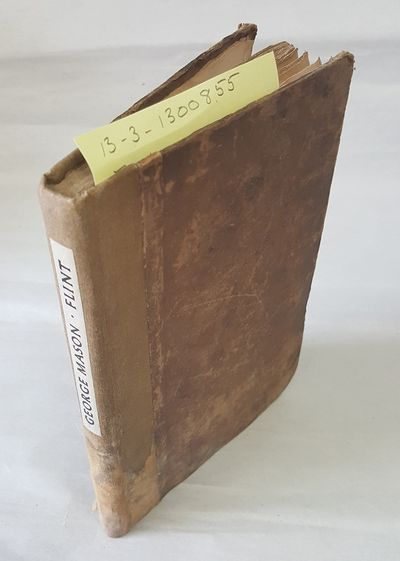 Boston: Hilliard, Gray, Little, and Wilkins, 1829. Hardcover. Octavo; Poor/no DJ; Hardcover w/out DJ...