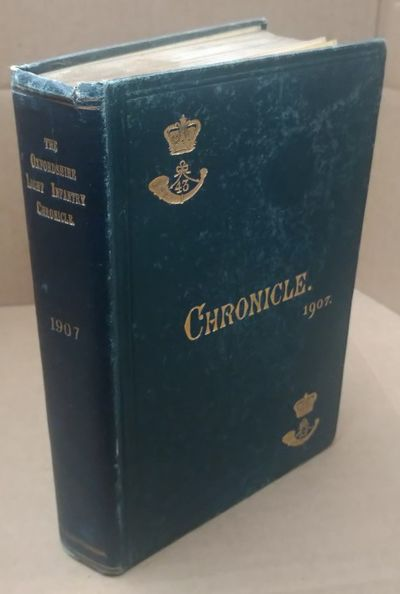 London: Eyre and Spotiswooode, 1907. Octavo in cloth. Fair condition. Shelf and edge wear to boards....