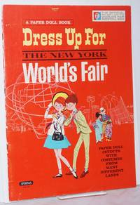 image of Peter and Wendy Dress Up for the New York World's Fair / official edition / Paper Doll Cutouts with Costumes from Many Different Lands