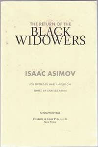 The Return of the Black Widowers by  Isaac ASIMOV - Paperback - Advance uncorrected proof - 2003 - from Cleveland Book Company and Biblio.com