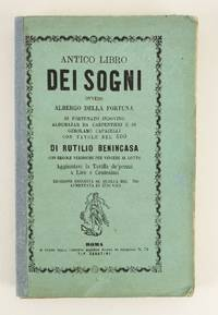 ANTICO LIBRO DEI SOGNI. [ANCIENT BOOK OF DREAMS]