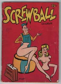 Screwball:  October 1948:  Volume 7:  Number 11
