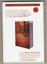 image of October - A Novel