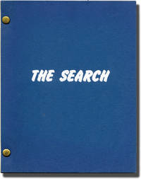 The Search (Original screenplay for an unproduced film)