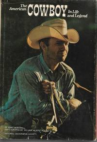 image of American Cowboy in Life and Legend