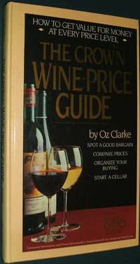 image of The Crown Wine Price Guide, 1986 Edition: a Consumer and Professional  Handbook