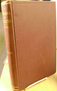 Materia Medica and Therapeutics Including Pharmacy and Pharmacology by  Reynold Webb Wilcox - Hardcover - Twelfth Edition - 1929 - from Old Saratoga Books (SKU: 35174)