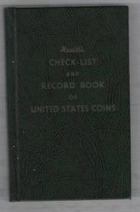 Hewitt's Check-List and Record Book of United States Coins