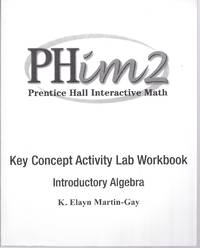 PHim 2;  Prentice Hall Interactive Math by  K. Elayn Martin-Gay - Paperback - 2004 - from Granada Bookstore  (Member IOBA) and Biblio.com