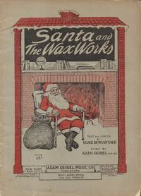 Santa and the Waxworks - A Cantata for Christmas