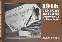 19th century Railway Drawings in 4mm Scale