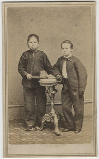 A Rare Suite of Twenty-Three Carte-de-Visite Photographs Documenting Chinese Persons in America From the 1860s through the 1880s, with a Focus on Californian Subjects and Photographers