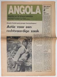 Angola: nieuwsblad over het Portugese kolonialisme (Sept. 1972)