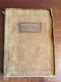 image of The King of the Golden River, A Legend of Stiria (1900, The Roycrofters Suede Leather Binding)