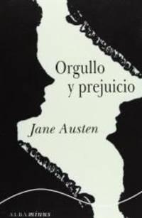 image of Orgullo y prejuicio