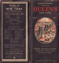 image of Hagstrom's Map of Queens New York, 1941 Edition