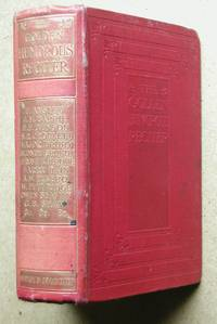 The Golden Humorous Reciter. Prose & Verse for Reading & Recitation. by  Cairns. Edited with an Introduction By James - Hardcover - 1908 - from N. G. Lawrie Books. (SKU: 39162)