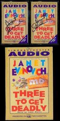 Three to Get Deadly by  Janet Evanovich - Signed - 1997 - from Bookmarc's and Biblio.com