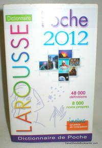 image of Dictionnaire Poche 2012