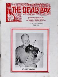 image of The Devil's Box (Volume 25, No 3, Fall 1991)