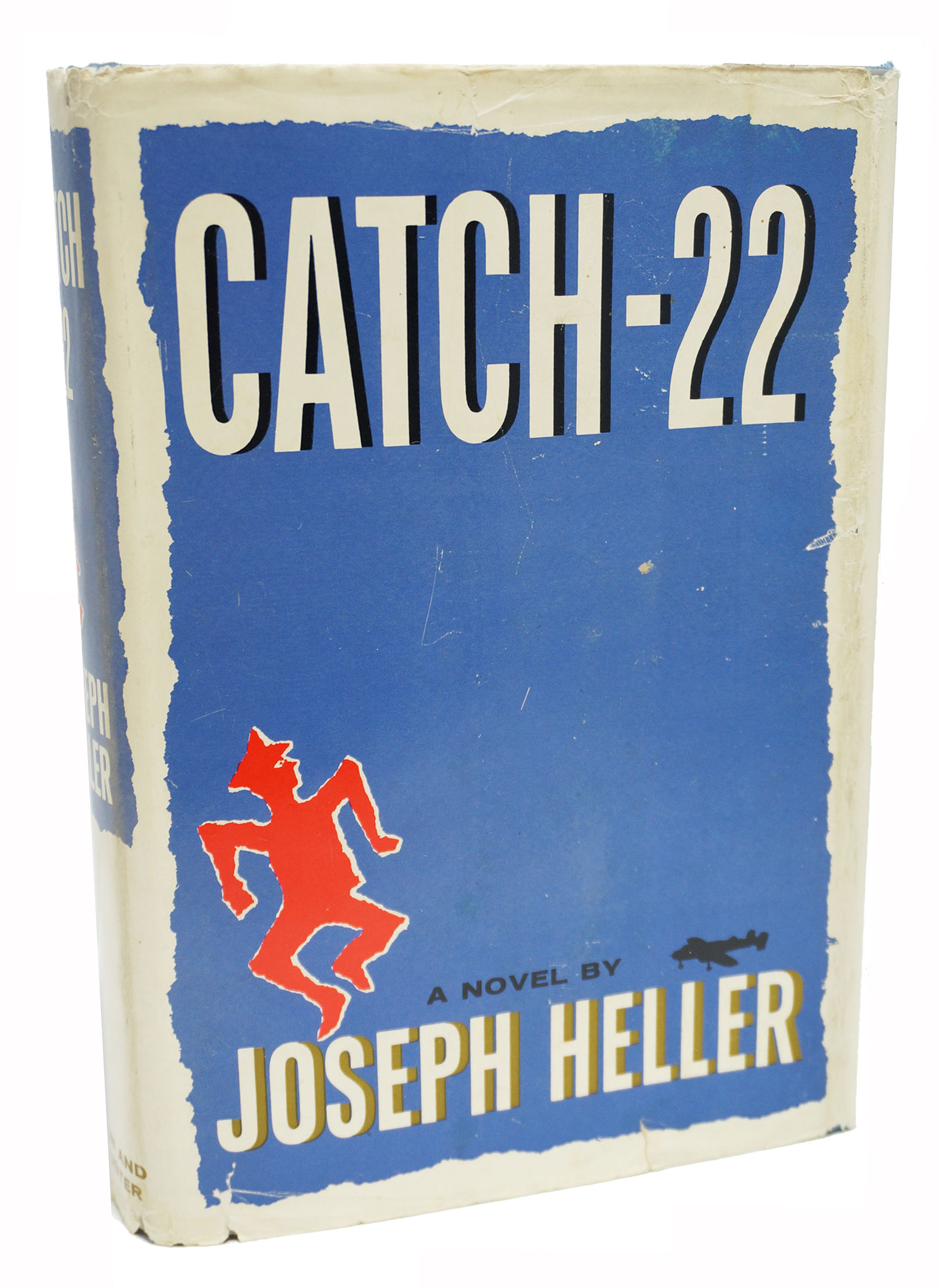 the values in the book of job in catch 22 by joseph heller Catch-22 joseph heller buy share  chapters 19-20 chapters 21-22  a disgruntled subordinate who is certain that he could do the chaplain's job better than.