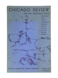 image of CHICAGO REVIEW: Spring 1958 - Volume 12, Number 1