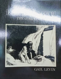 Edward Hopper:  The Complete Prints by  Gail Levin - Paperback - First Printing - 1979 - from Old Saratoga Books (SKU: 43106)