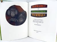 Alphabet of Endangered Mammals: A Collection of Etchings Depicting Animals Considered Extinct in the Wild 2050